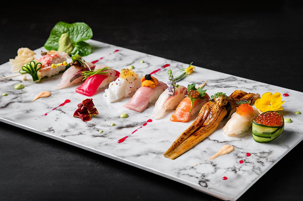 Nigiri Sushi 10 Kinds
