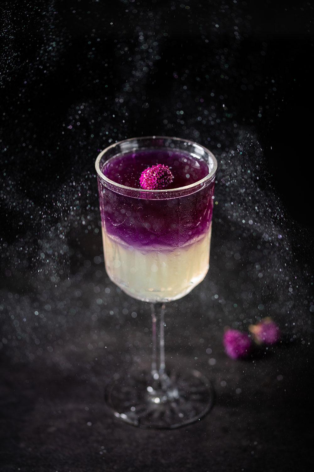Chura Sake Fizz