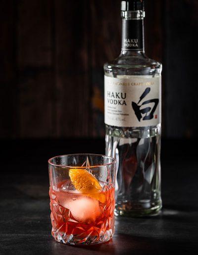 Haku Yuki Cocktail