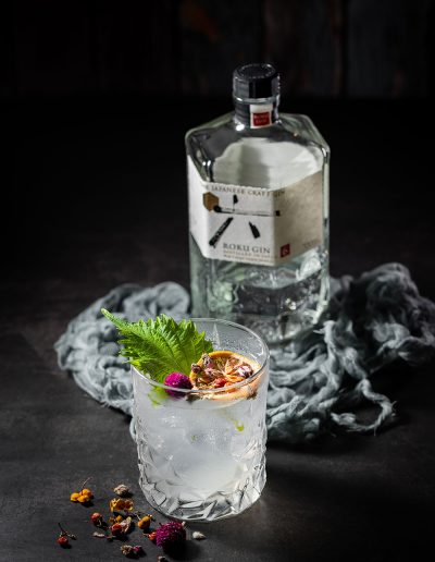 Shiso Bloom Cocktail